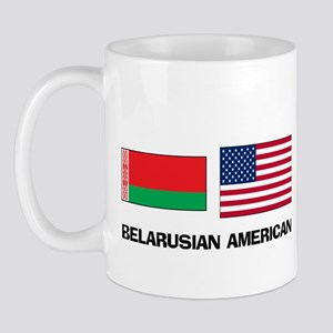 Belarusian American Mug