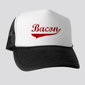 Bacon (red vintage) Trucker Hat