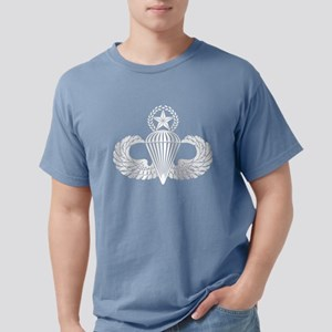 Master parachutist -- B-W Women's Dark T-Shirt