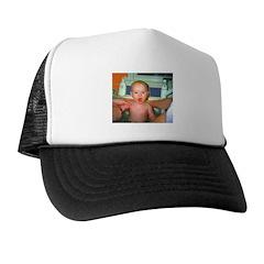 Shocked Baby n Sync Trucker Hat