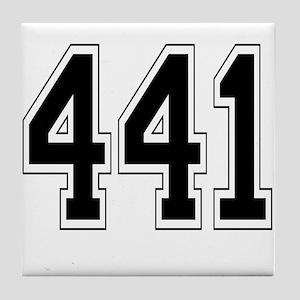 441 Tile Coaster