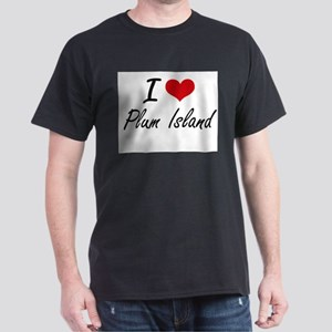 I love Plum Island Massachusetts artistic T-Shirt
