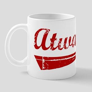 Atwater (red vintage) Mug