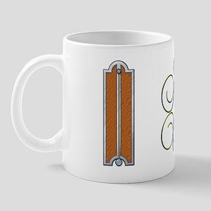 Masonic Junior Warden Mug