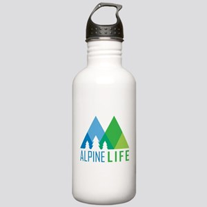 Alpine Life Stainless Water Bottle 1.0L
