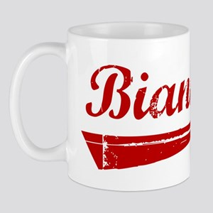 Bianchi (red vintage) Mug