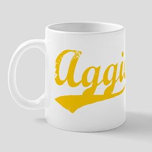 Vintage Aggie (Orange) Mug