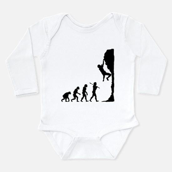 Rock Climbing Infant Bodysuit Body Suit