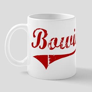 Bowie (red vintage) Mug