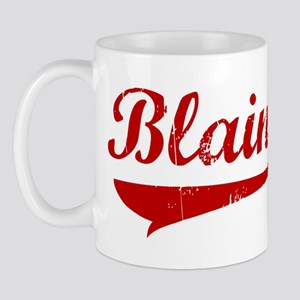 Blaine (red vintage) Mug