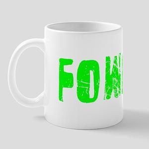 Fowler Faded (Green) Mug