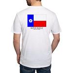 Mopar Texas Flag Fitted T-Shirt