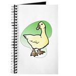Easter Art Duck Journal