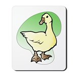 Easter Art Duck Mousepad