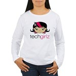 TechGirlz Long Sleeve T-Shirt