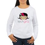 TechGirlz Long Sleeve T-Shirt