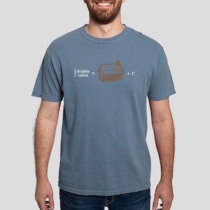 log(cabin) Outline Women's Dark T-Shirt
