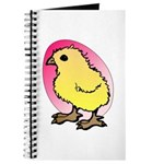 Easter Art Chick Journal