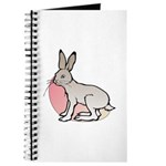 Easter Art Rabbit Journal
