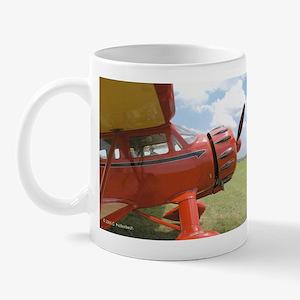 Orange Waco Mug