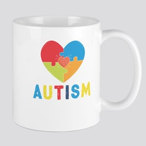 Autism Awareness Month Mugs