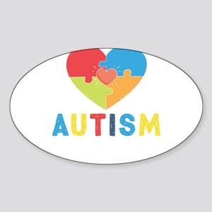 Autism Awareness Month Sticker