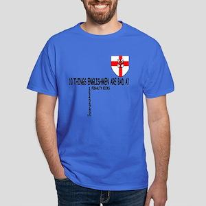 England football theme Dark T-Shirt