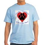 Touch Your Heart Light T-Shirt