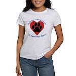 Touch Your Heart Women's T-Shirt