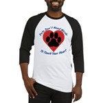 Touch Your Heart Baseball Jersey