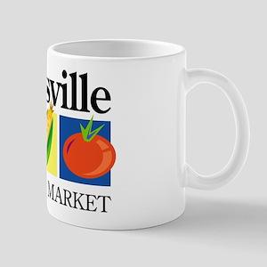 Janesville Farmers Market Mug