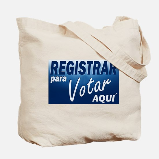 All Voter supplies fit in the Tote Bag
