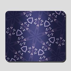 Blueshields Texture Mousepad