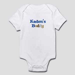 Kaden's Buddy Infant Bodysuit