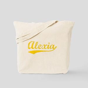 Vintage Alexia (Orange) Tote Bag