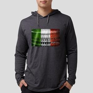 ROMA ITALIA COLISEUM Long Sleeve T-Shirt