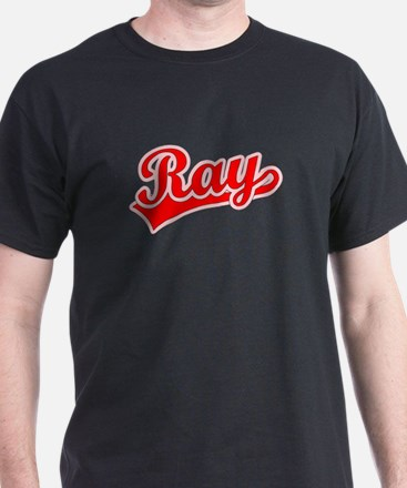 Retro Ray (Red) T-Shirt