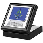 Internet Masons Keepsake Box