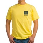 Internet Masons Yellow T-Shirt