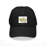Catholic and Christian (Gold) Black Cap