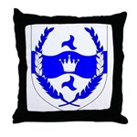 King of Trimaris Throne Pillow
