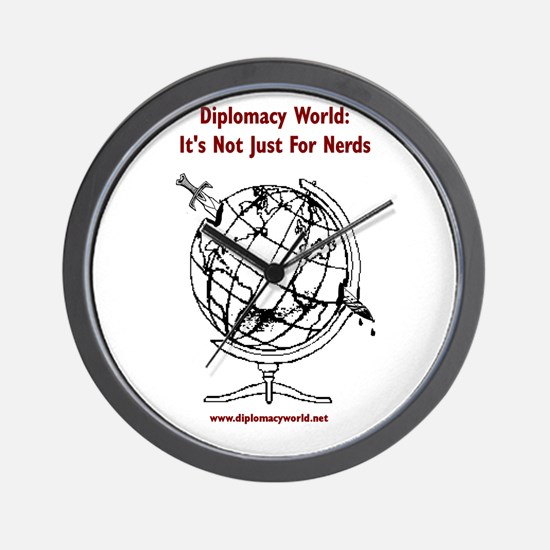 Not Just For Nerds Wall Clock