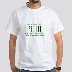 *FAN FAVORITE* GET IN THE HOLE! Golf T-Shirt (PH)