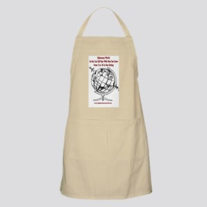 Grow From 3 to 18 BBQ Apron