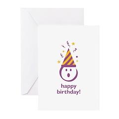 Happy Birthday! Greeting Cards (Pk of 10)