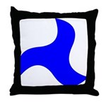 Trimaris Populace Throw Pillow