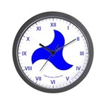 Trimaris Populace Wall Clock