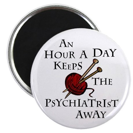 An Hour A Day... Magnet