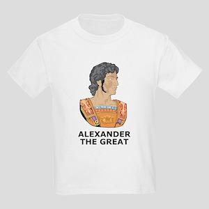 Alexander The Great Kids Light T-Shirt
