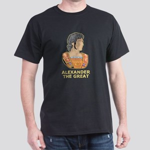 Alexander The Great Dark T-Shirt